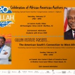 20th Annual Gullah Celebration Weekend Events on Feb 27th & 28th