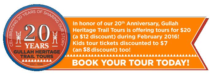 Gullah Tour Feb